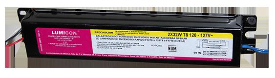BALASTRO ELECTRONICO 2 X 32W 127V, PHILIPS