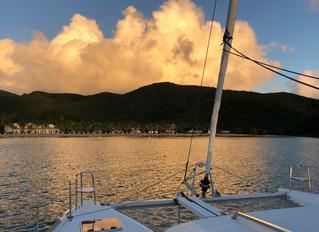 Weiter nach Antigua