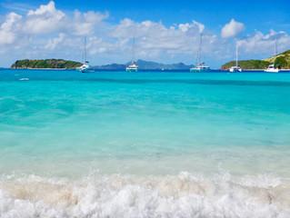 Richtung Martinique