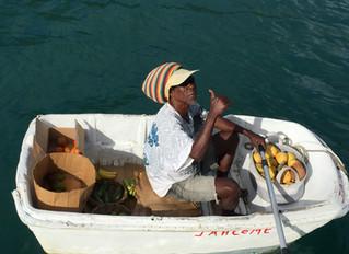 Von Antigua nach Bequia