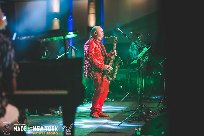 Saxophonist Grammy Nominated Yaacov Mayman