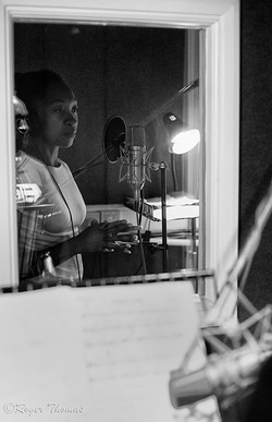 Josie Reid, Nyanza St. Recording