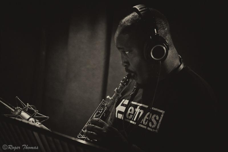 Tony Kofi, Nyanza St. Recording