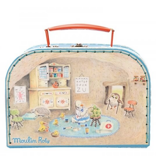 Moulin Roty Valise Docteur