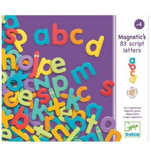 DJECO magnétique bois 83 lettres