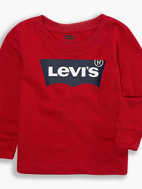 Levi's kids t-shirt rouge
