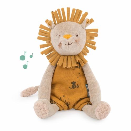 Moulin Roty lion musical Sous Mon Baobab