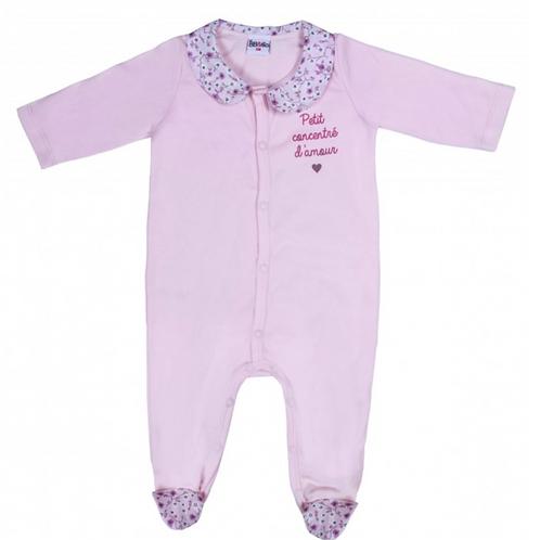 BB&CO Pyjama petit concentré d'amour