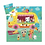 Thumbnail: DJECO puzzle silhouette LE GLACIER