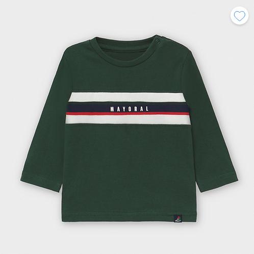 Mayoral t-shirt vert