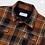 Thumbnail: Mayoral sur-chemise orange à carreaux