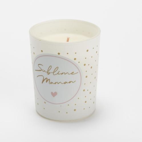 Amadéus Bougie parfumée Maman