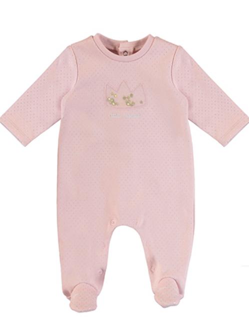 Mayoral pyjama coton rose