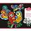 Thumbnail: DJECO coloriages velours BÉBÉS OISEAUX