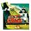 Thumbnail: DJECO puzzle silhouette LE CAMION DE POMPIER