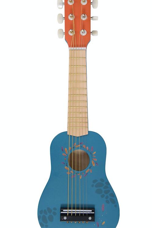 Moulin Roty guitare enfant  Sous mon baobab