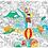 Thumbnail: OMY poster géant à colorier FRANCE