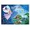 Thumbnail: DJECO puzzle silhouette LA FÉE ET LA LICORNE