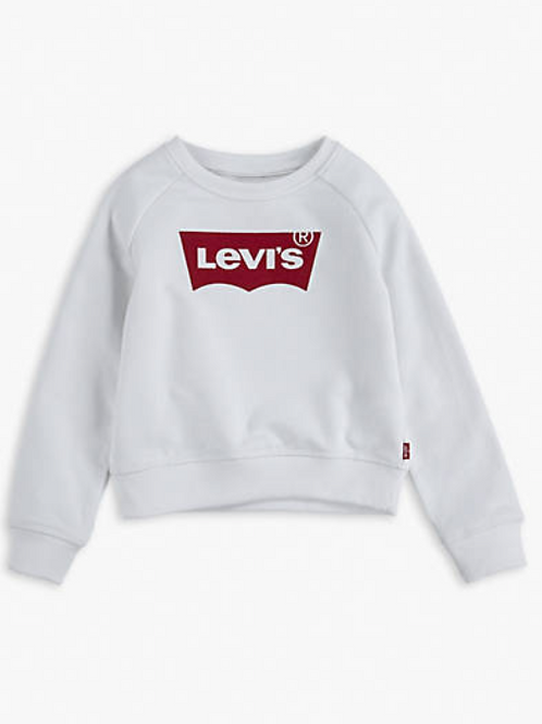 Levi's kids sweat blanc