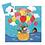 Thumbnail: DJECO puzzle silhouette LA MONTGOLFIERE