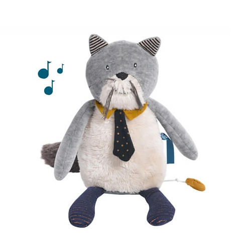 Moulin Roty Fernand musical Les Moustaches