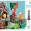 Thumbnail: DJECO cubes premier age MAXI TOPANIJUNGLE