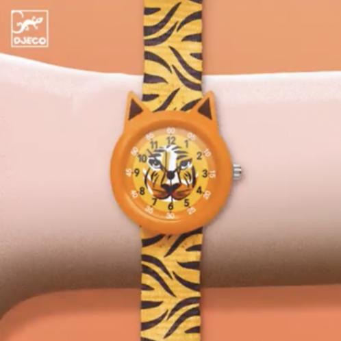 DJECO montre tigre