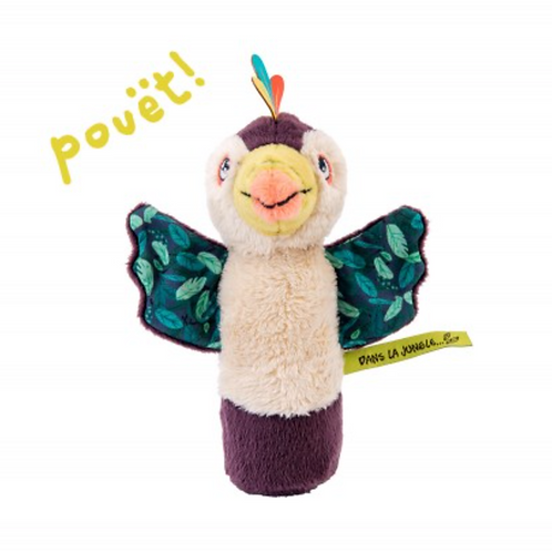 Moulin Roty Hochet Pouët Pakou Dans la Jungle