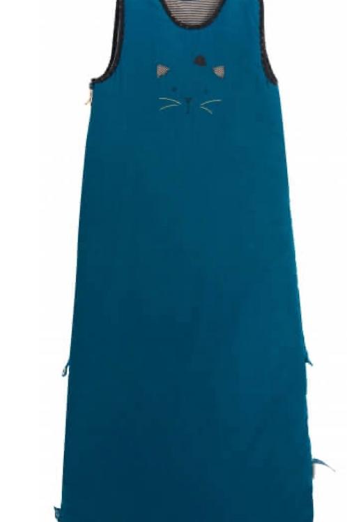 Moulin Roty Gigoteuse bleu évolutive 90/110 cm