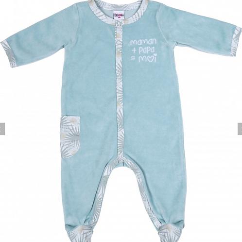 BB&co Pyjama velours