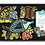 Thumbnail: DJECO coloriages velours JOLIS POISSONS