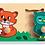 Thumbnail: DJECO puzzle bois FOREST'N'CO