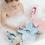 Thumbnail: QUUT Jouet de bain à assembler Cygnes