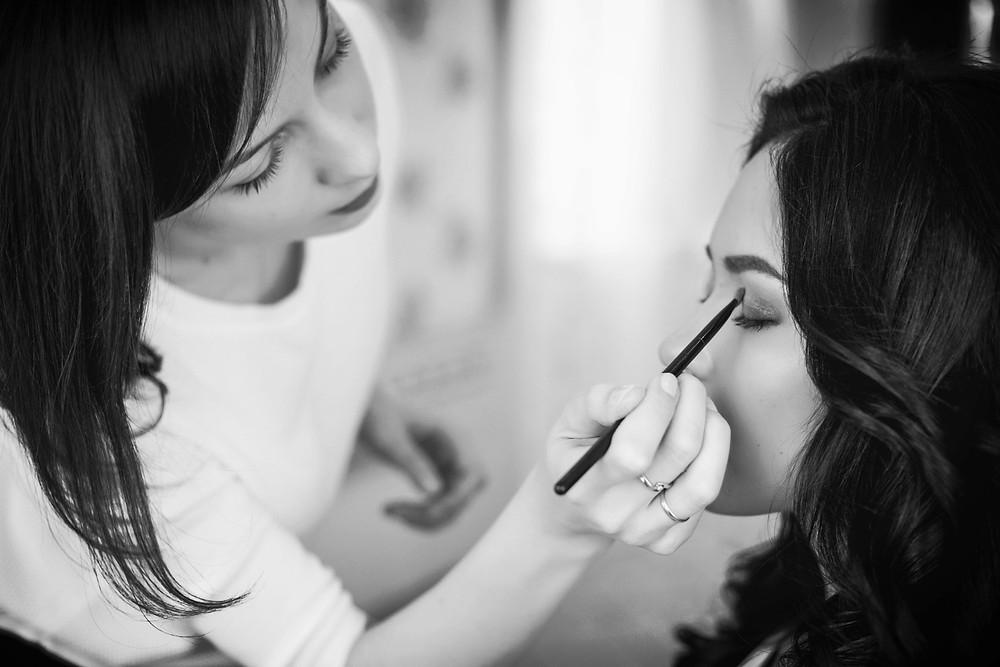 maquillaje ojos novias