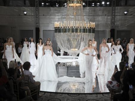 Pronovias presentó su Bridal Collection 2018 en Nueva York