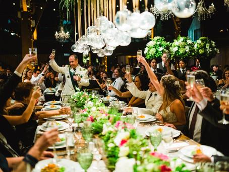 Javiera Gazitúa: El match perfecto entre banquetería y decoración