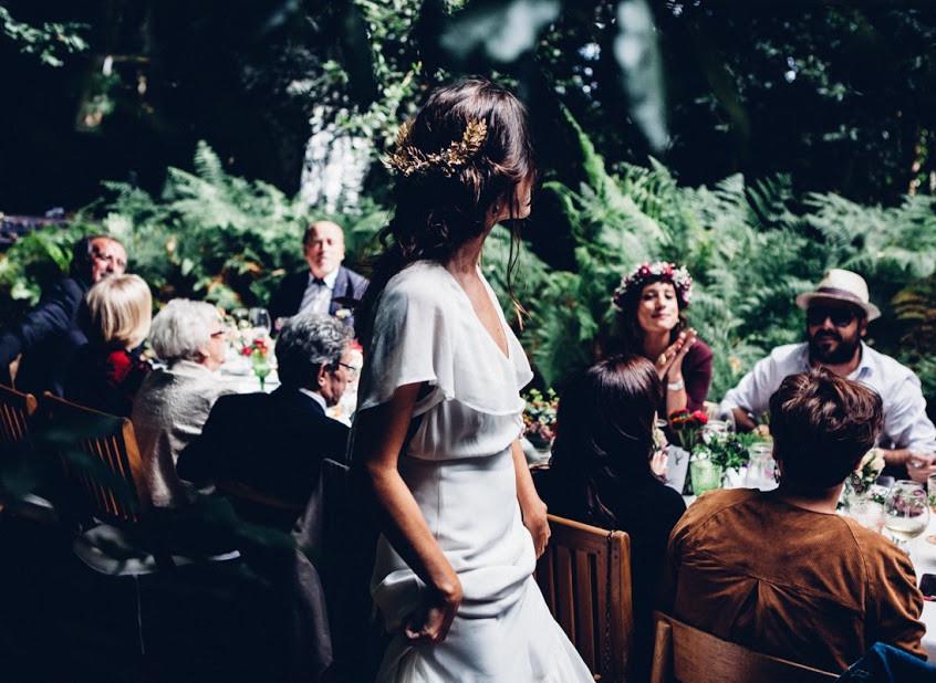 Matrimonio en el bosque
