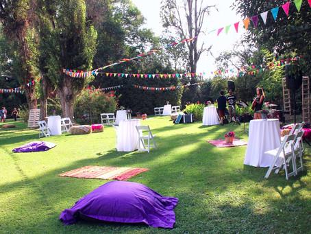 Santa Ana de Calera de Tango: El fundo perfecto para un matrimonio campestre