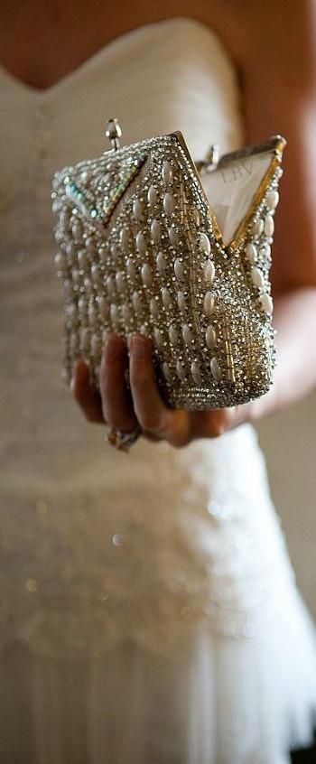 Clutch para novias