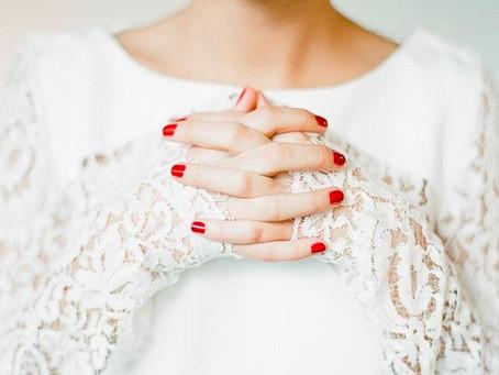 Tendencias en uñas para novias
