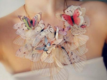 Collares con personalidad: Para novias jugadas