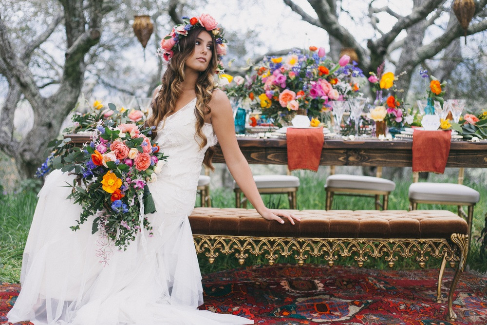boda decoracion boho
