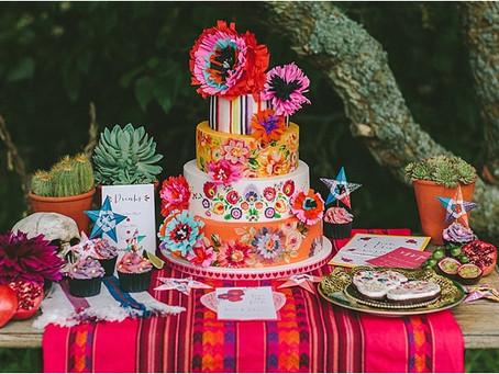Ideas bien mex para inspirar tu matrimonio en el Día de los Muertos