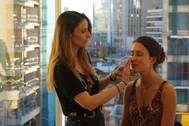 Make Up Session de Be Novias con Colette Brant