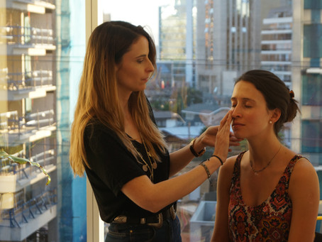 Make Up Session de Be Novias con Colette Brant