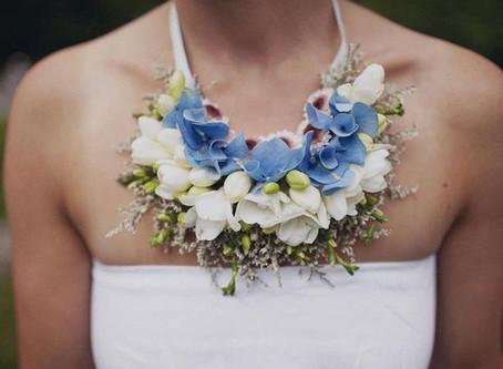 """Formas de usar el """"something blue"""" en tu matrimonio"""
