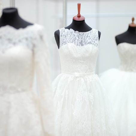 7 formas de ahorrar en tu vestido de novia