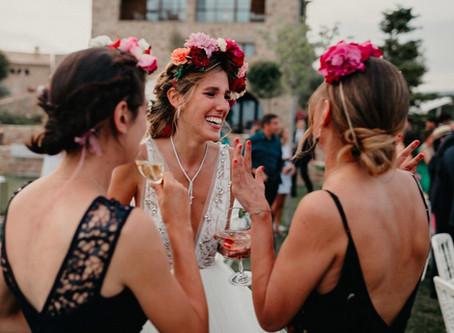 El Carro de Frida: Coronas de flores naturales para ti y tus invitadas
