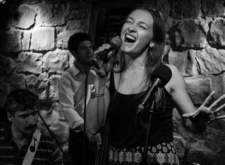 Francisca Santa María Trío: Para novios amantes del Jazz