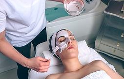 Canva - Beautician Applying Facial Mask